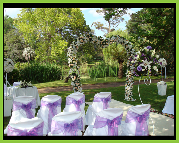 Outdoor Ceremony O