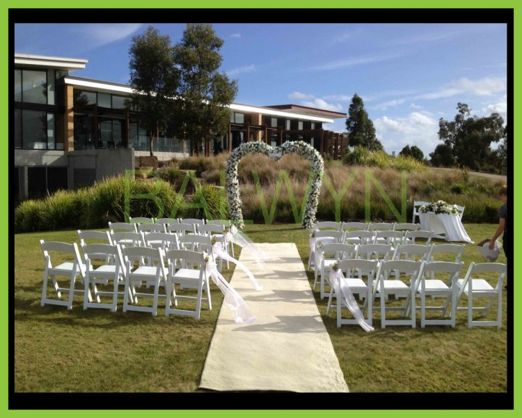 Outdoor Ceremony Q