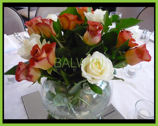 Table Flowers j