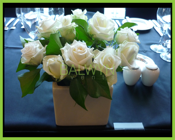 Table Flowers n