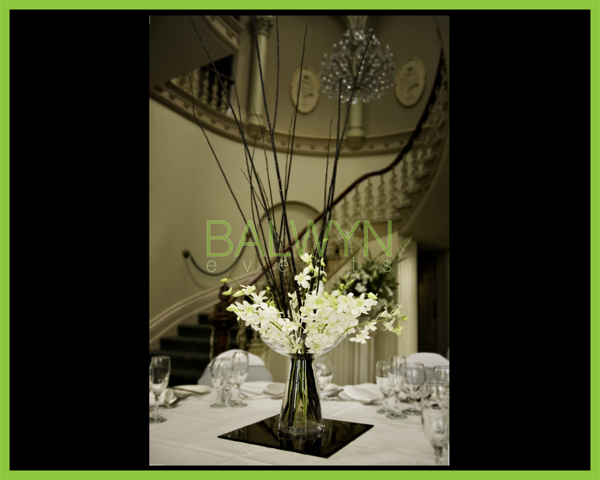 Table Flowers s