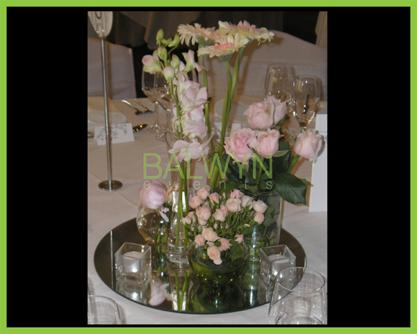 Table Flowers y