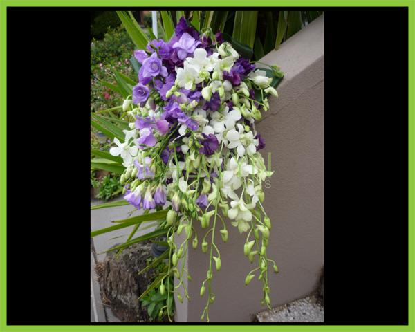 Wedding Bouquet b