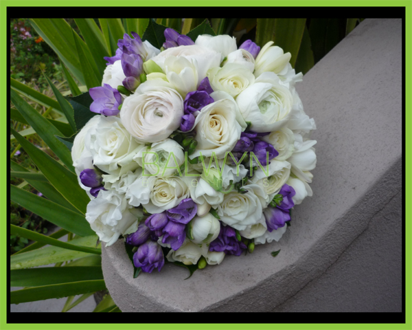 Bridal bouquets wedding flowers corsages balwyn events wedding bouquet d junglespirit Image collections