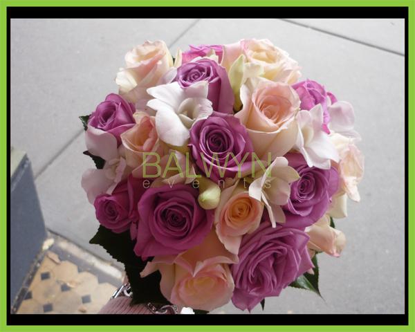 Wedding Bouquet h