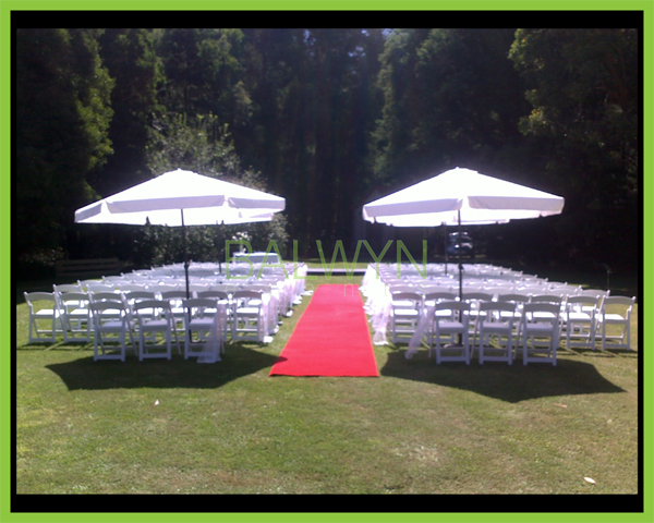 outdoor ceremony b