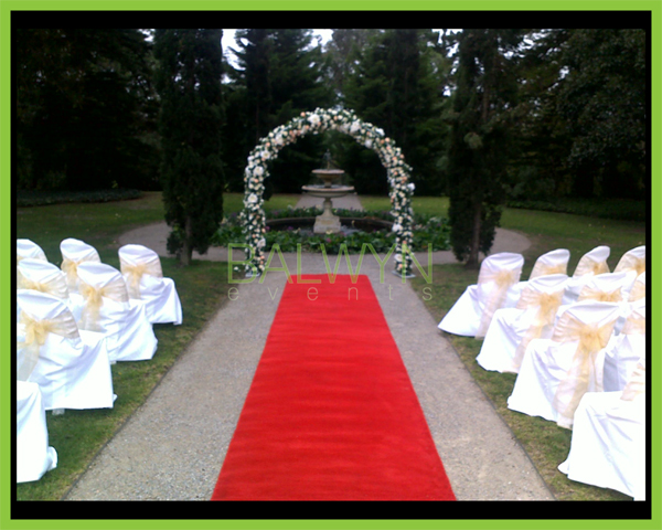 outdoor ceremony d