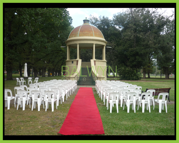 outdoor ceremony k
