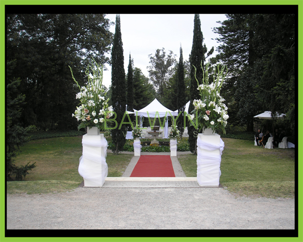 outdoor ceremony l