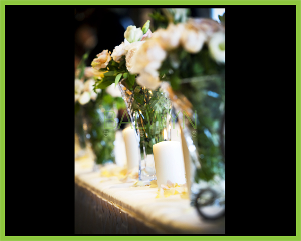 table flowers b